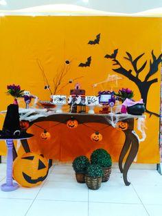 Decoração Perfil Provence  Tema Halloween