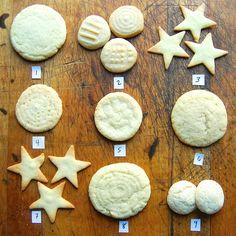BEST Sugar Cookie Taste Test from King Arthur Flour