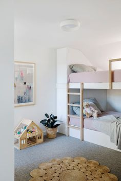 A Cozy Aussie Cottage Hides a Sleek Renovation Behind a Heritage Facade #dwell #australianhomes #homerenovations #cottage #kidsroom Home Design, Interior Design Studio, Design Hotel, Cottages With Pools, Modern Cottage, Dining Nook, Australian Homes, Kid Spaces, Contemporary Interior