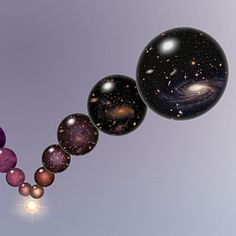 The big bang may not have been the beginning of the universe, but merely the beginning of one of an infinite series of universes. Two fundamental concepts in physics, both of which explain the nature of the Universe in many ways, have been difficult to reconcile with each other. European researchers have developed a mathematical approach to do so that has the potential to explain what came before the Big Bang.