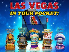 Slots Vegas App by Game With Friends. Casino Apps.