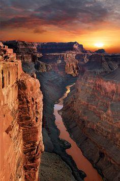 expressions-of-nature:  Grand Canyon, Utah | Alexei Suloev