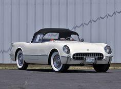 1953 Corvette #93