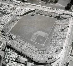 Seals Stadium; the San Francisco Giants' home for two season before moving to Candlestick Park