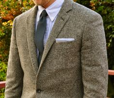 Authentic Donegal tweed classic fit jacket | Men&39s blazers