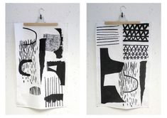 Textiles by Laura Slater | size too small