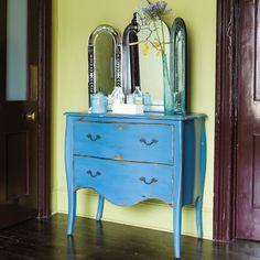 Venezianischer Spiegel Coiffeuse