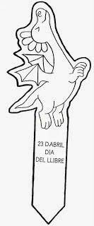 Ja queda menys per a Sant Jordi!      Il·lustració Carla Olivares     La Diada de Sant Jordi  a Catalunya és una festa que es celebra el 23...