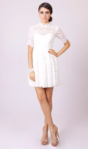 Athena Dress in Ivory  New Arrivals, ** Pre Order Now**   http://www.wrato.com/content/athena-dress