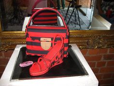 Prada Cake, by Charley's bakery Cape Town South Africa, everthing edible
