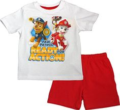 Paw Patrol Boys Best Pups Short Sleeve Pyjama Set By Best... https://www.amazon.co.uk/dp/B01ENRP37K/ref=cm_sw_r_pi_dp_oizrxbBYG3HMS