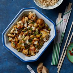 RF: Did not really enjoy this. Edible, but didn't really like. Our lightened-up vegan version of this takeout classic is every bit as delicious and satisfying as the fried version. Plus, it pleases vegetarians and meat-eaters alike. Side Dish Recipes, Vegetable Recipes, Vegetarian Recipes, Healthy Recipes, Vegan Meals, Clean Recipes, Whole Food Recipes, Cooking Recipes, Clean Foods