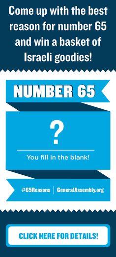 #65Reasons #JFNAGA
