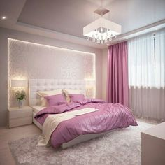 See this photo of on In … - Home Decor ideas Luxury Bedroom Design, Modern Bedroom, Home Interior Design, Bedroom Wall, Bedroom Decor, Bedroom Ideas, Bedroom Layouts, Suites, Dream Rooms