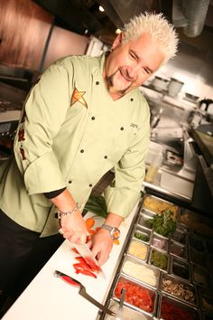Guy Fieri tips to sharpen your knife skills
