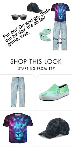 """""""The next day"""" by underwodt on Polyvore featuring Hollister Co., Keds, Under Armour, ZeroUV and boyfriendjeans"""