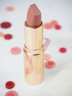 Beauty| Charlotte Tilbury Pillow Talk Lipstick