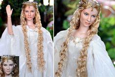Cate Blanchett, Galadriel doll http://noeling.deviantart.com/gallery/