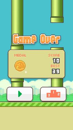 My latest addiction! Flappy Bird, Scores, Places To Visit, Nerd, Names, How To Make, Life, Inspiration, Addiction