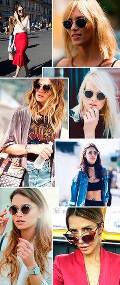 oculos transparentes é tendencia no street style