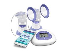 7 must-haves for breastfeeding moms | Lansinoh Smartpump Double Electric Breast Pump