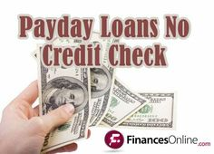 Cash without credit check? They are actually possible and convenient. Read up and arm yourself with information from http://financesonline.com/payday-loans-online-no-credit-check-can-be-practical