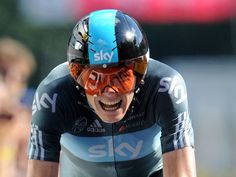 Team Sky | Pro Cycling | Latest News 2012 | Tour stage nine gallery | Great ride by Chris Froome: second on the stage and now 3rd in the GC