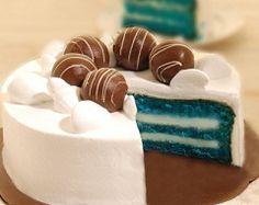 Resep Blue Velvet Cake