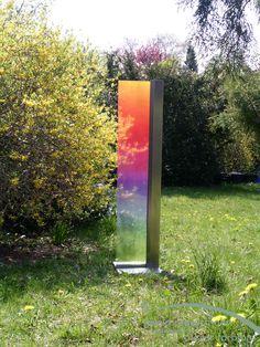gisela meyer-hahn – atelier farbton - Farbglas Objekte