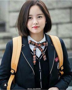 "Kim So Hyun Fan Club 💗 on Instagram: ""Princess 💜 . . #kimsohyun #wowkimsohyun #ksh #kimsohyun #김소현  #wow____love_ #letsfightghost #radioromance #school2015…"" Female Actresses, Korean Actresses, Actors & Actresses, Asian Actors, Korean Actors, Korean Beauty, Asian Beauty, Kim Son, Kim So Hyun Fashion"