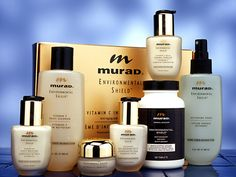 1997 - Dr. Murad identifies Environmental Ageing as ageing caused by sun, pollution and other external aggressors. He develops powerful new Vitamin C formulas he calls Environmental Shield that open new avenues of treatment for environmentally damaged skin.
