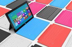 Surface de Microsoft