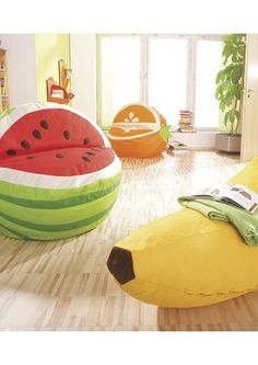 23 pieces of food furniture that really exist in the world
