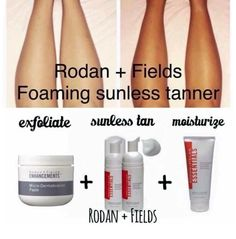 white a sheet.burn instantly in the sun? Rodan + Fields Sunless Tanner is amazing. No smell, no streaming, easy to apply. You'll love it, and everyone will want to know where you went on vaycay. Rodan And Fields Tanner, Rodan Fields Skin Care, My Rodan And Fields, Rodan And Fields Business, Rodan And Fields Products, Roden And Fields, Safe Tanning, Tanning Tips, Rodan And Fields Consultant