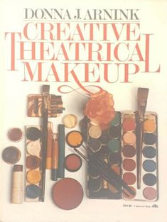 Creative Theatrical Makeup Donna J Arnink edition used illustrated paperback… - Bonheurfitness Theatrical Makeup, Eyeshadow, Pink Eyes, Illustration, Creative, Theatre, Swag, Hair Beauty, Stylish