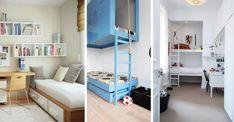 Małe pomieszczenie urządzone z głową - czyli 10 inspiracji na dobrze dopasowane wnętrza