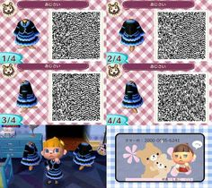 1000+ images about Animal Crossing: New Leaf QR Codes that I like ...
