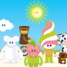 Menchie's Fro Yo - Menchies Frozen Yogurt - Menchie and Friends