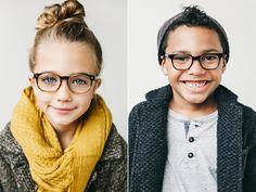 Jonas Paul's Sophisticated Specs for Kids