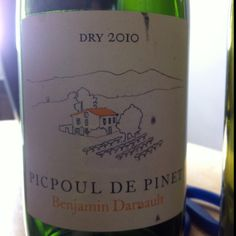Benjamin Darnault, Picpoul de Pinet 2010 (Naked Wines)