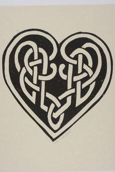 celtic heart - Google Search