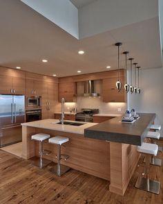 Küche // Parkett // Weitere Inspirationen auf www.kahrs.com
