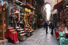 Nápoles: vive la navidad y sus tradiciones (Italia)