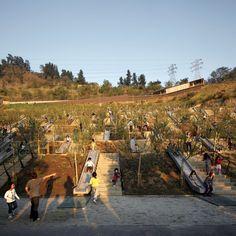 Parque Bicentenário Infantil, Santiago, Chile / Alejandro Aravena-ELEMENTAL © Cristobal Palma