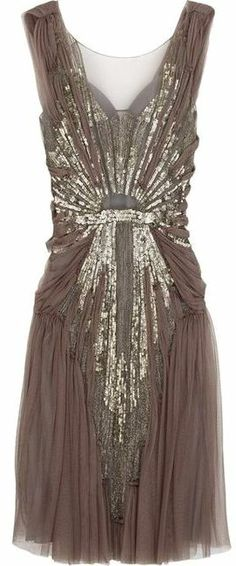 If I do go, this will be my dress. Otherwise, I won't bother. -Ashley