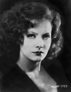 Greta Garbo (The Mysterious Lady, c.1928)  Photographed by Ruth Harriet Louise
