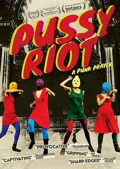 Pussy Riot: A Punk Prayer - Wikipedia, the free encyclopedia