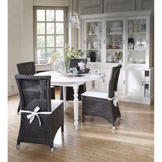 La Redoute Interieurs - Buffet-vaisselier, pin massif, Authentic Style   La Redoute