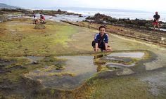Tapak Si Kabayan at Sawarna Beach