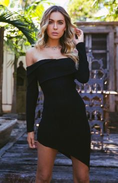 aea8c983bece0a  love cute beautiful cute beautiful fashion popular sweet · Off Shoulder  SweaterBodycon ...
